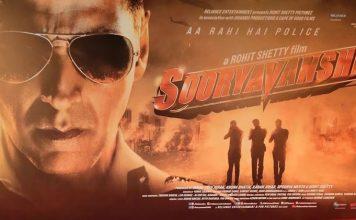 Sooryavanshi to be released in theatres on November 5
