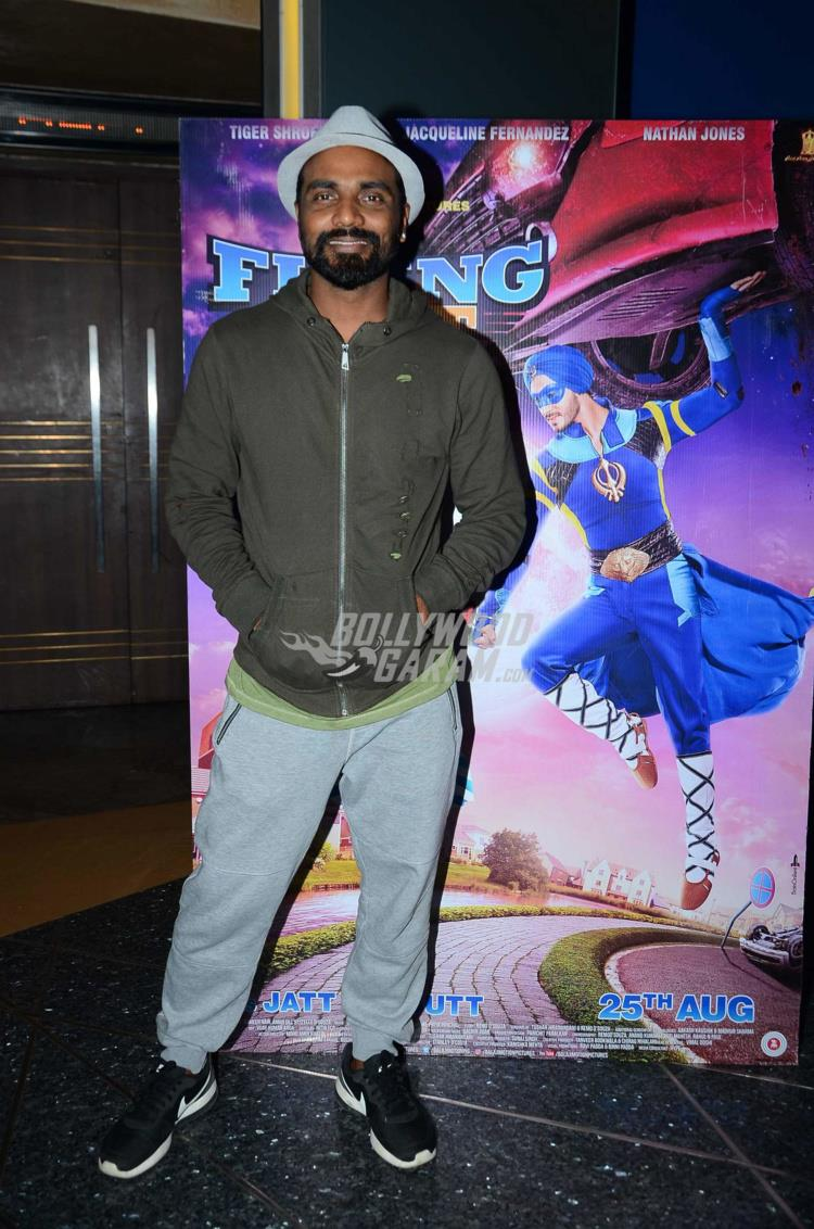 A Flying jatt screening1