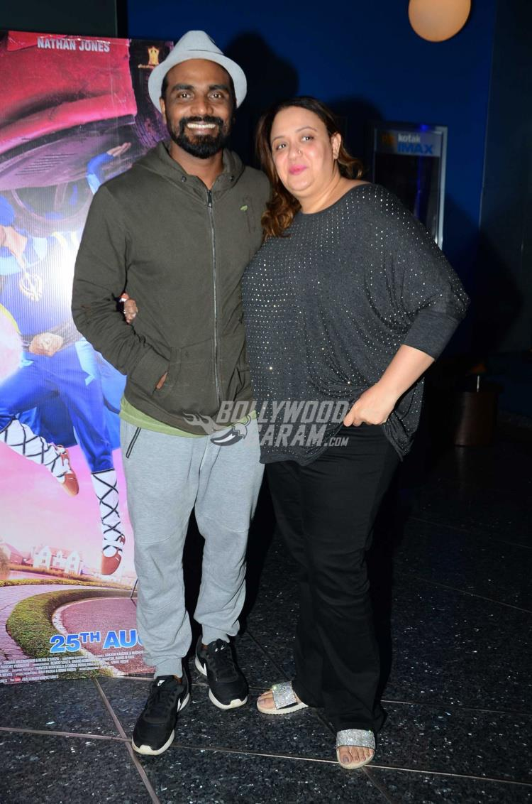 A Flying jatt screening2