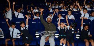 Special screening of A Flying Jatt held for NGO children