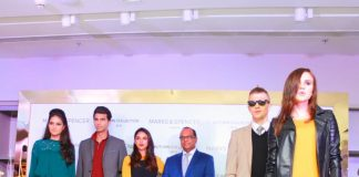Aditi Rao Hydari launches Marks & Spencer Autumn 16 collection