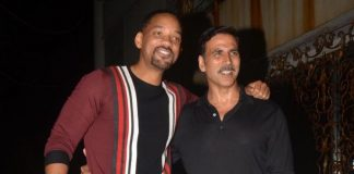 Akshay Kumar hosts Will Smith on his special bash