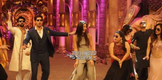 Katrina Kaif and Sidharth Malhotra promote Baar Baar Dekho on Comedy Nights Bachao