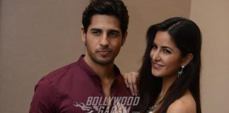 Sidharth Malhotra and Katrina Kaif at Baar Baar Dekho promotions in Delhi