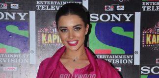 Nawazuddin Siddiqui and Amy Jackson have fun on sets of The Kapil Sharma Show