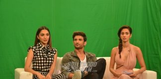 Sushant Singh, Kiara Advani and Disha Patani promote M.S. Dhoni