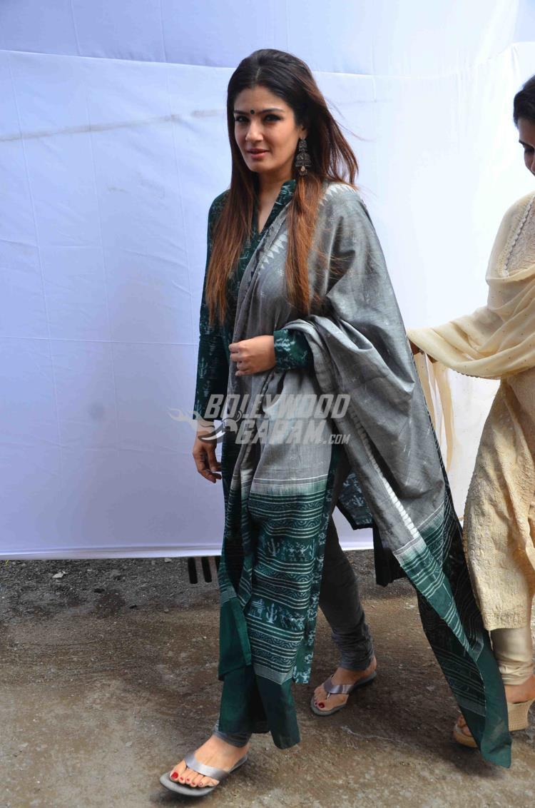 Raveena inauguration5