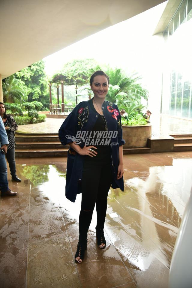 Sonakshi Sinha promotes Akira
