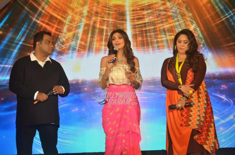 Shilpa Shetty launches TV show Super Dancer