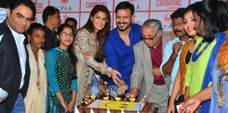 Vivek Oberoi celebrates birthday with CPAA children