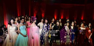 Suneet Verma showcases collection at India Bridal Fashion Week – Photos